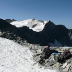 Blick in Richtung Eiskogel