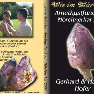 Amethystfund vom Mörchnerkar 2004