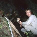Da wir jetzt nicht mehr Pilze suchen sondern Mineralien - hält sich die Freude in Grenzen