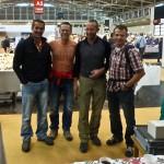 Besuch von Strahler- Freunden aus der Schweiz.