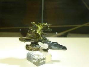 Besuch im Mineralienmuseum Bramberg
