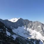 Eiskogel mit der berühmten Nordwand.