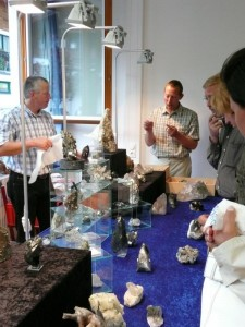 Mineralienbörse Bramberg 15. August 2018