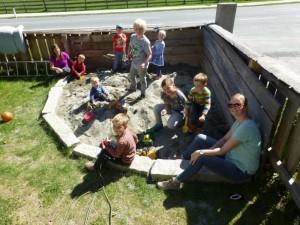 Familiennachmittag im Alpenladen