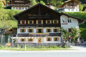Kunsthandwerk im Alpenladen